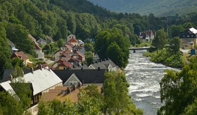Rjukan - Notodden on UNESCOs world heritage list